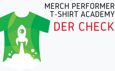 Merch Informer: Merch Performer T-Shirt Academy – Der Check