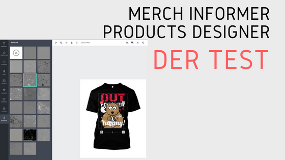 Merch Informer Products Designer – Der Test (Update 24.07.18)