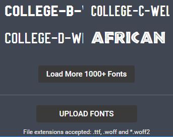 Merch Informer Products Designer: Update Eigene Fonts (2)
