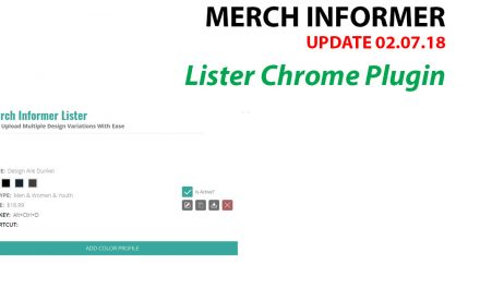 Merch Informer Lister Chrome Plugin – Der Check