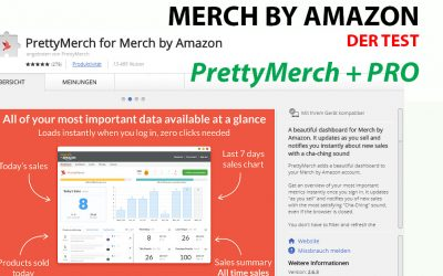 Merch by Amazon Tool: PrettyMerch – Der Check