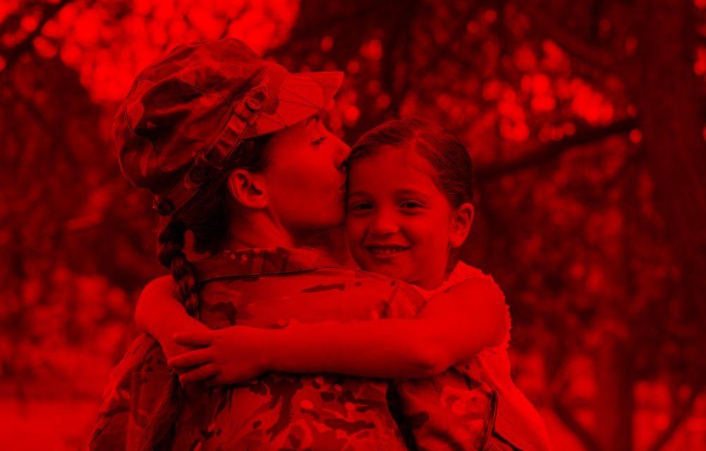 Nischen, die bei Merch by Amazon funktionieren: Der rote Freitag und das Militär